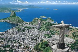 ブラジル 南アメリカ