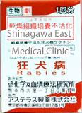 狂犬病ワクチン 東京